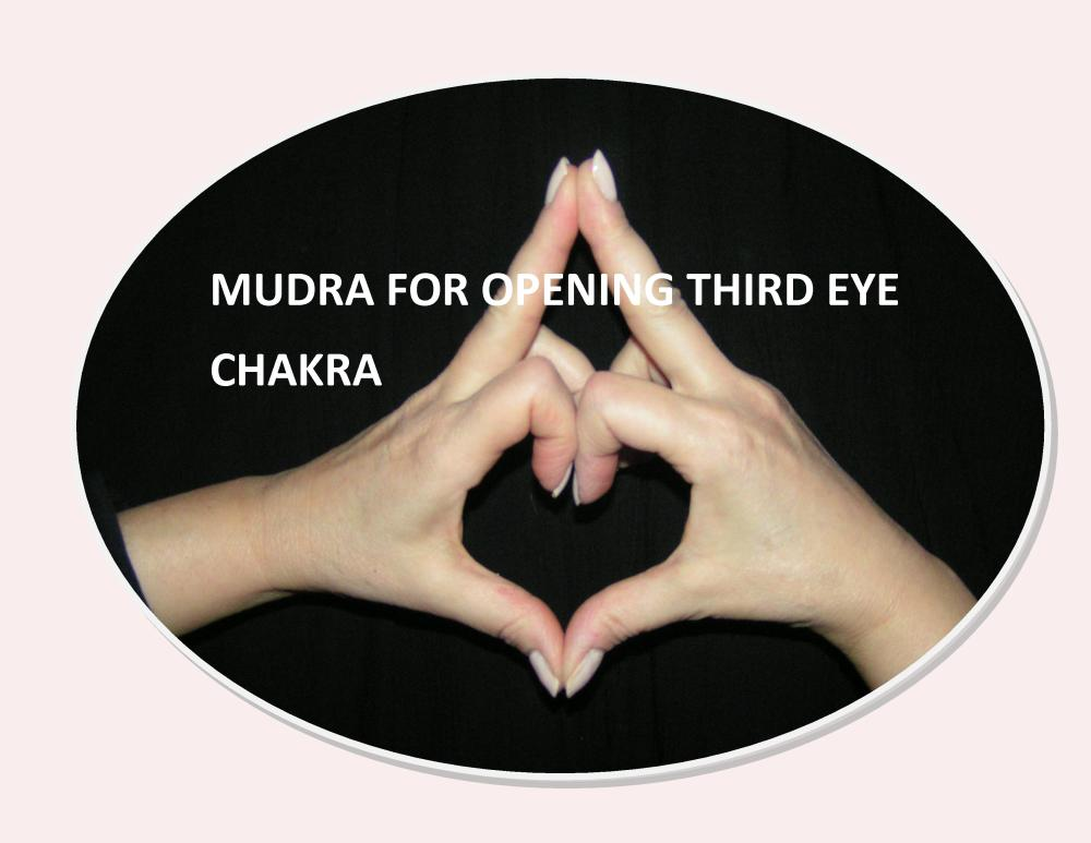 Images & Instructions for Meditation with Mudras for Chakras One - Seven by Celeste :-) (6/6)
